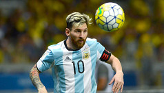 Argentina want Messi to play less for...