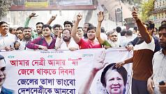 BNP prioritizes Khaleda Zia's release,...