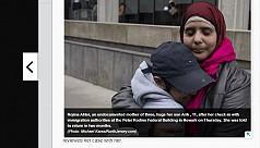 Bangladeshi woman facing deportation...