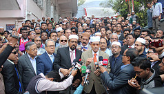 Ershad: JaPa wants election as per constitution...