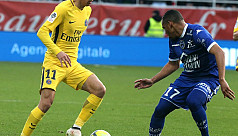 PSG win 2-0 win at Troyes
