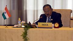 Indian national security adviser arrives...
