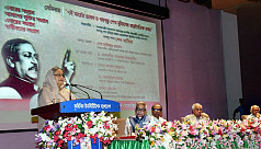PM Hasina: March 7 speech a source of...