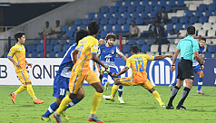 Abahani spirit dampened by...
