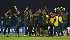 Shakib: Celebrate win, not...