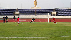 Bangladesh footballers end 17-month...