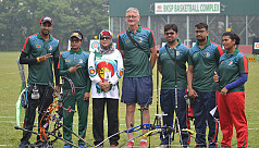 3rd South Asian Archery Championship:...