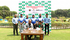 MoU signed between BGF, KGC and The Golf House