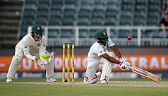 Bavuma denied ton as Proteas skittle...