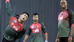 Taskin vows to give 120%