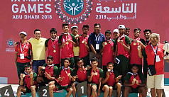 Bangladesh emerge unbeaten champion...