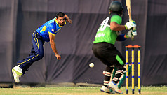 Red-hot Mashrafe bags four wickets in...