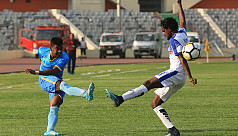 Spirited Abahani concede 1-0 defeat...