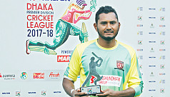 Abahani taste loss after six straight...