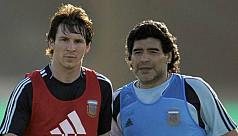 Pochettino picks Maradona over...