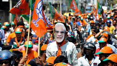 Modi aiming to win his BJP a southern foothold in state election
