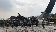 US-Bangla to take families of crash...