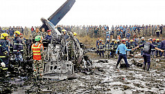 Why did the US-Bangla plane crash?