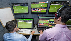 Football's laws body approves VAR for...
