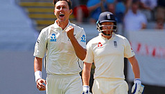 England all out for 58 after Boult,...