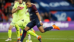 Mbappe double keeps PSG perfect at...