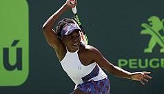Venus survives marathon battle against...