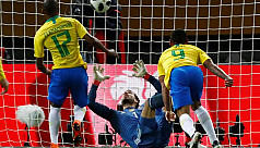Brazil beat Germany 1-0 to restore some...