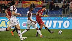Astori honoured as former club Roma...