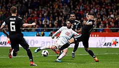 Spain hit Argentina for six as Isco...