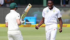 Rabada appeals two-Test ban, Philander...