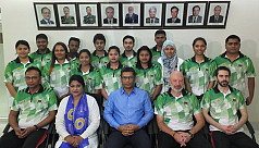 Bangladesh eye medals in Commonwealth...