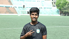 Bangladesh Youth Games: Russel inspires...