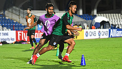 Abahani, Bengaluru lock horn in AFC...