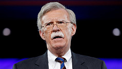 Trump picks hardliner Bolton to replace...
