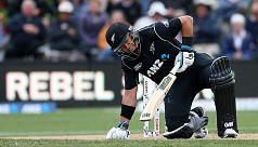 New Zealand suffer batting headache...