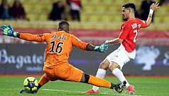 Monaco beat Lille to consolidate second...