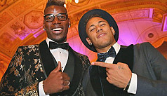 Pogba tantalises with Neymar...