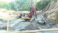 Hill cutting in Chittagong: Development...