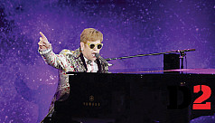Elton John left stage because of 'rude'...