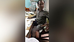 Footage of Narayanganj sub-registrar...