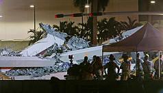 Florida foot bridge collapse leaves...