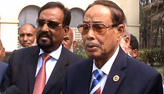 Ershad: 3 JaPa minister will resign...