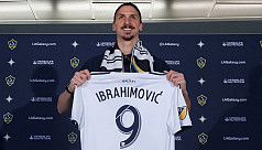 Ibrahimovic ready for Galaxy debut