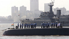 India fast ramping up naval clout
