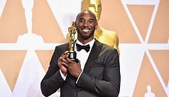 NBA star Kobe Bryant wins Oscar for...