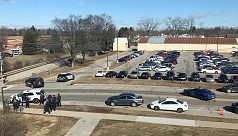 Two shot dead at Michigan university,...