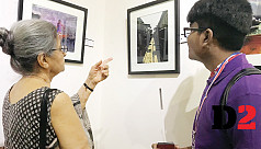 Mobile photography exhibition ends at...
