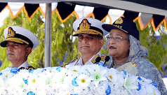 PM asks navy: Work efficiently to tap...