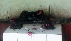 Hindu idol damaged, ornaments stolen...