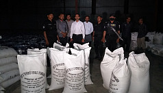 2 arrested, 90 metric tons rice seized...